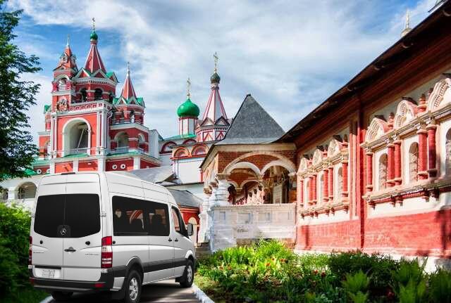Аренда микроавтобуса Звенигород